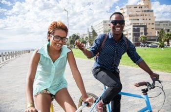 Get on a bike to explore the Mother City