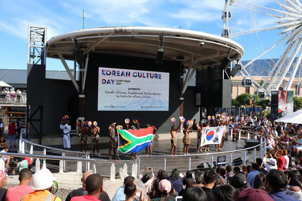 Korean Festival at the V&A Waterfront | Cape Town Travel
