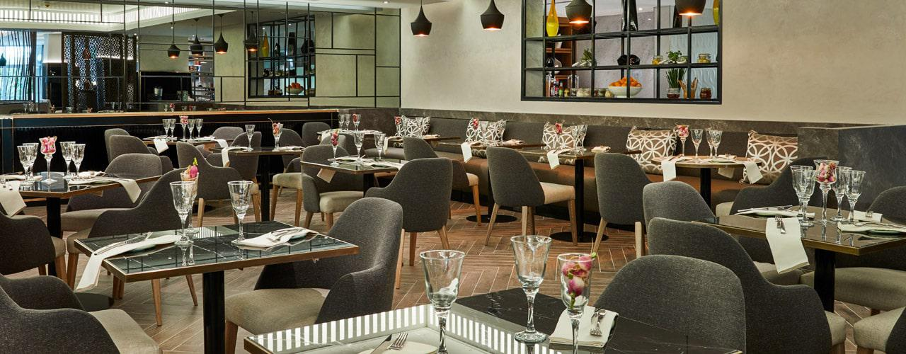 Halal fine dining in Cape Town
