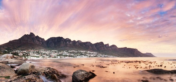 Twelve Apostles Mountain Range