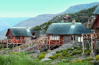 Aquila Private Game Reserve & Spa