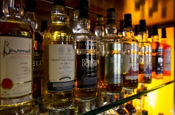 Wet Your Whistle With a Whisky Tasting at Bascule Bar