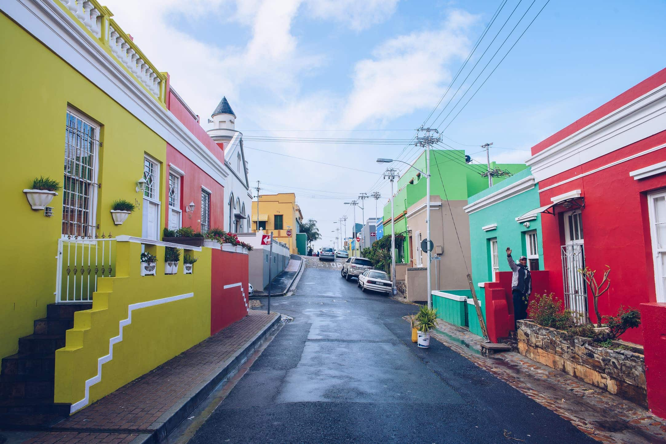 The Bo-Kaap by Craig Howes