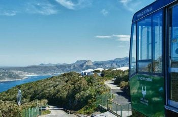 The Cape Point Funicular