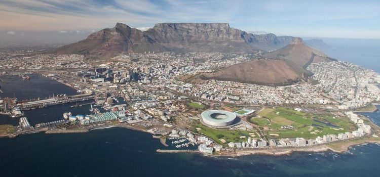 """WATCH: """"Welcome to Cape Town…but not now!"""""""