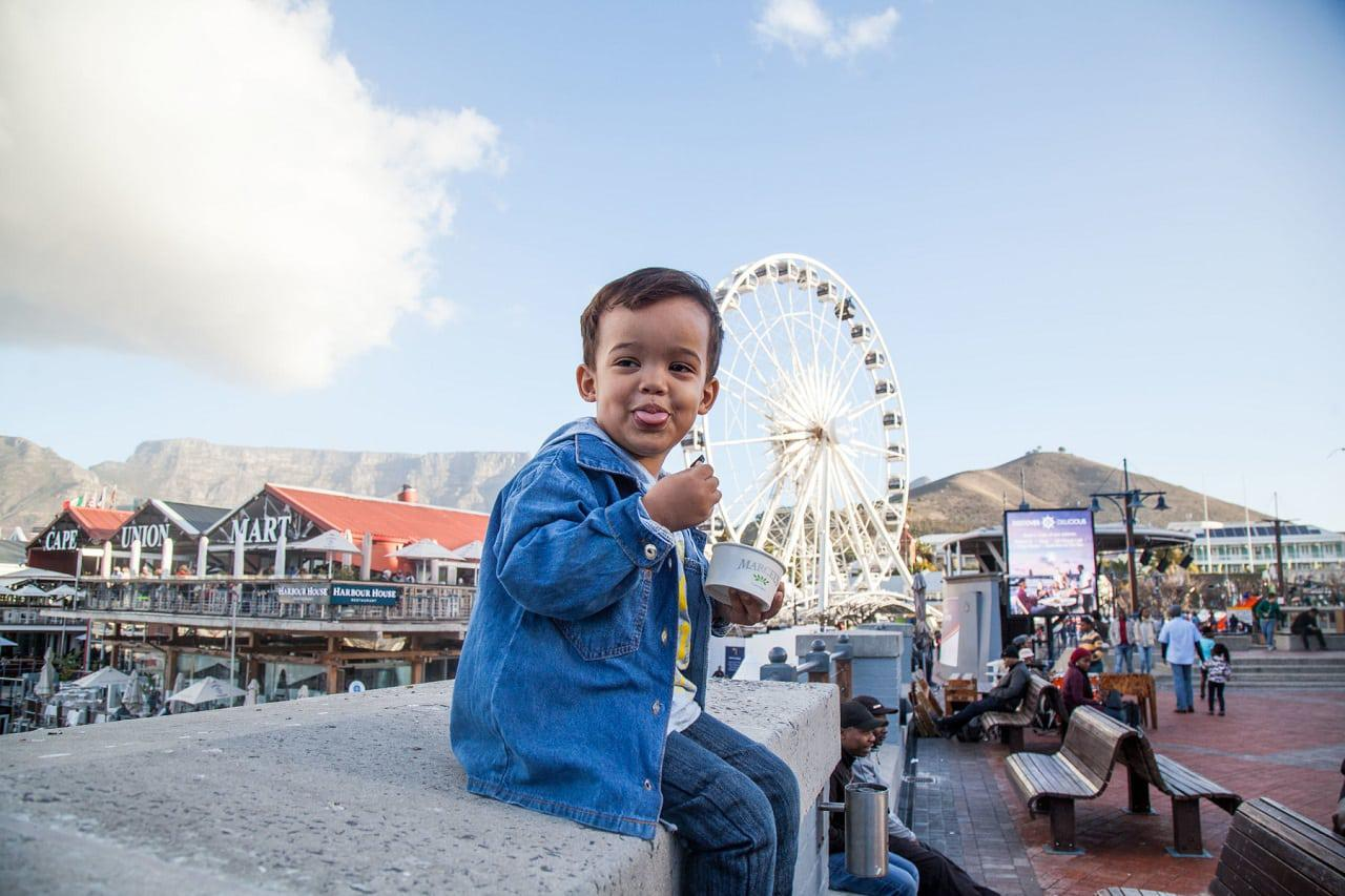 Kid friendly dining in cape town