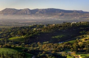 Constantia Valley Tourism
