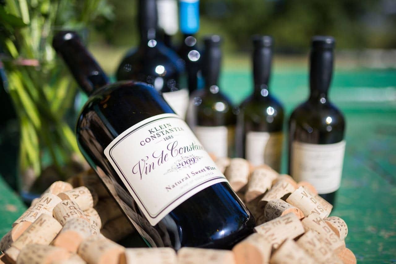 Taste Vin de Constance on the Constantia Wine Route
