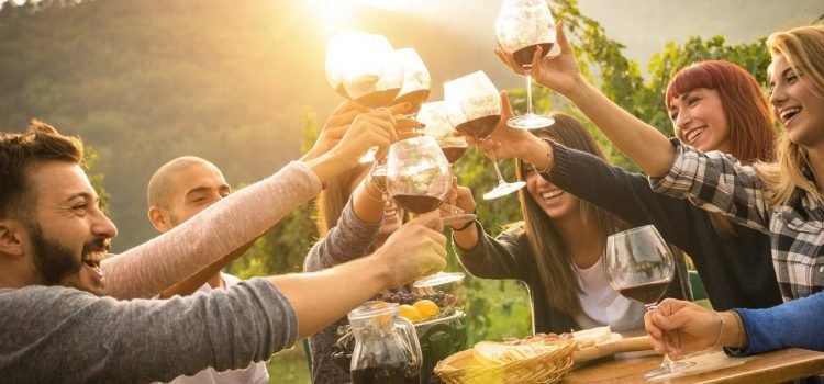 Go to these wine festivals this summer