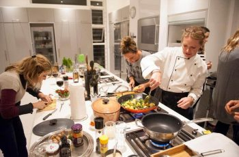 Interactive Cooking Course with Ginger & Lime