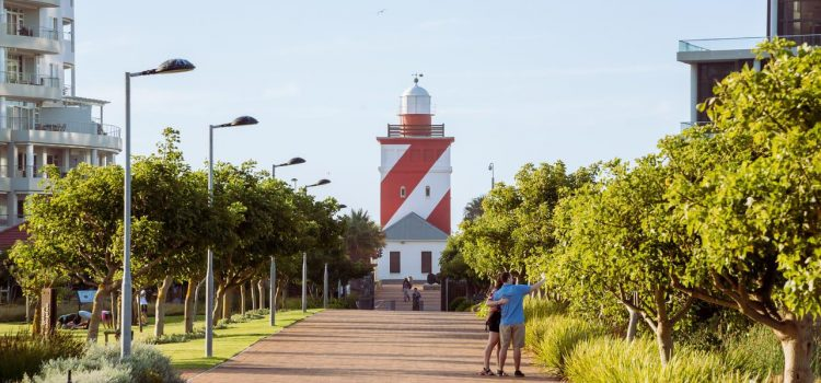 Lighthouses in Cape Town to visit