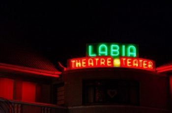 The Labia Theatre, Cape Town