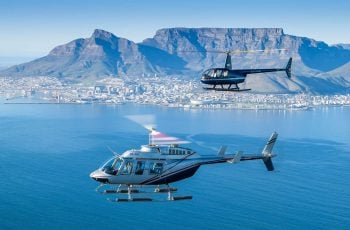 NAC Helicopter Tours Cape Town