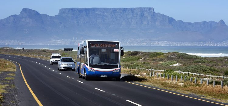 The MyCiTi Bus Service in Cape Town