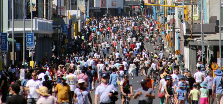 Open Streets Cape Town