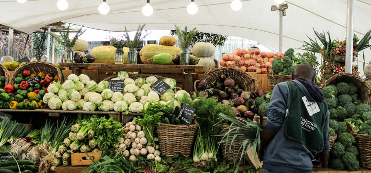 Why you should visit the Oranjezicht City Farm Market at Granger Bay