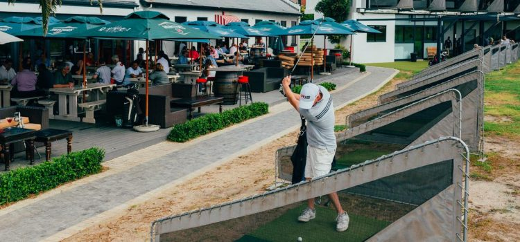 The River Club in Cape Town offers more than golf