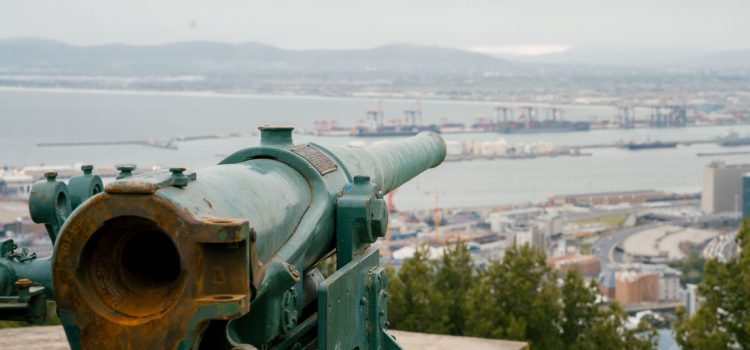 Signal Hill and the Noon Gun: the official guide