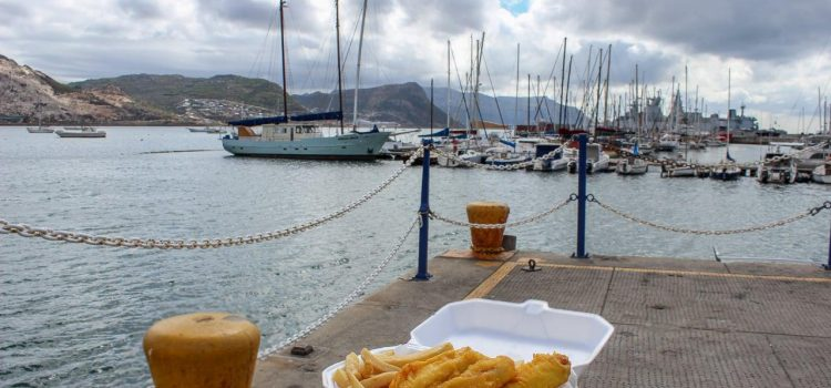 Best fish and chips in Cape Town