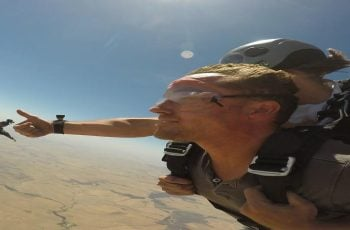 Skydive Two Oceans