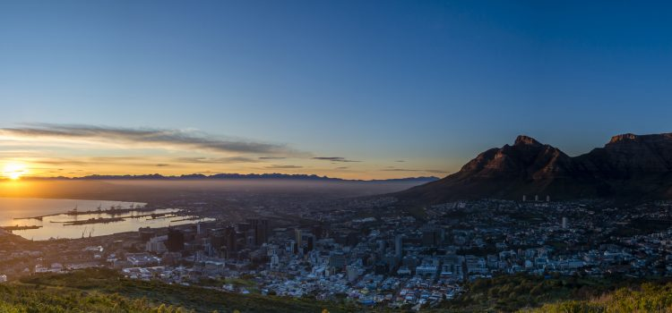 Six reasons to visit Table Mountain this summer