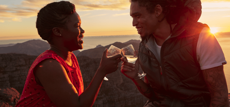 Celebrate love with the Cable way's half price Sunset Special