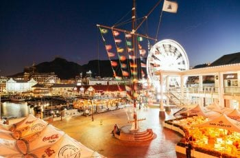 Things you might not know about the V&A Waterfront