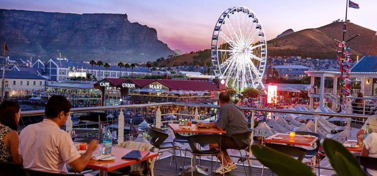 Our favourite places to eat at the V&A Waterfront