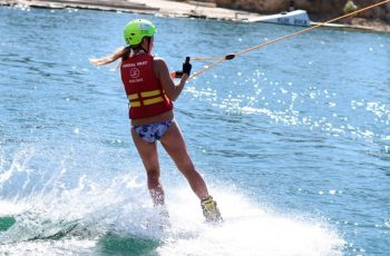 Blue Rock Cable Water Ski