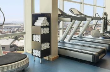 The Westin WORKOUT® Gym at the Westin Grand Hotel