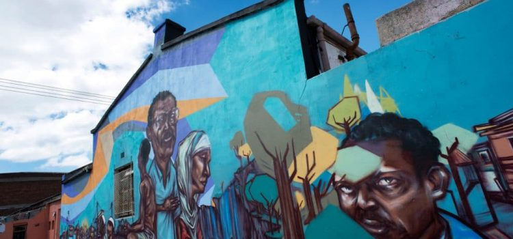 Woodstock Street Art Tour in Cape Town