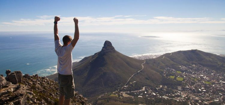 Table Mountain Aerial Cableway opens hiker service