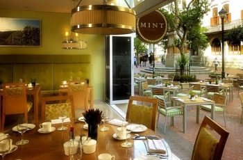 Mint at the Taj Cape Town
