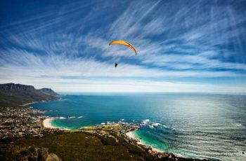 Go Paragliding in Cape Town