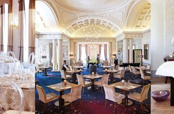 The Planet Restaurant – Belmond Mount Nelson Hotel