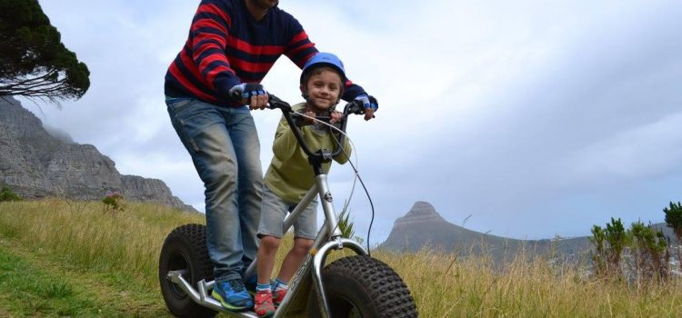 Hit the Mother City Trails with Scootours