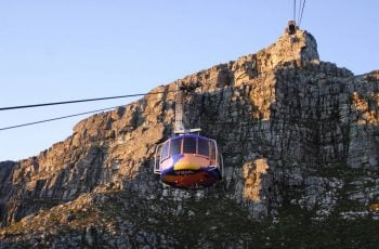 table mountain cable car company