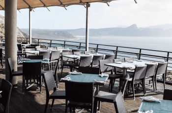 Two Oceans Restaurant, Cape Point