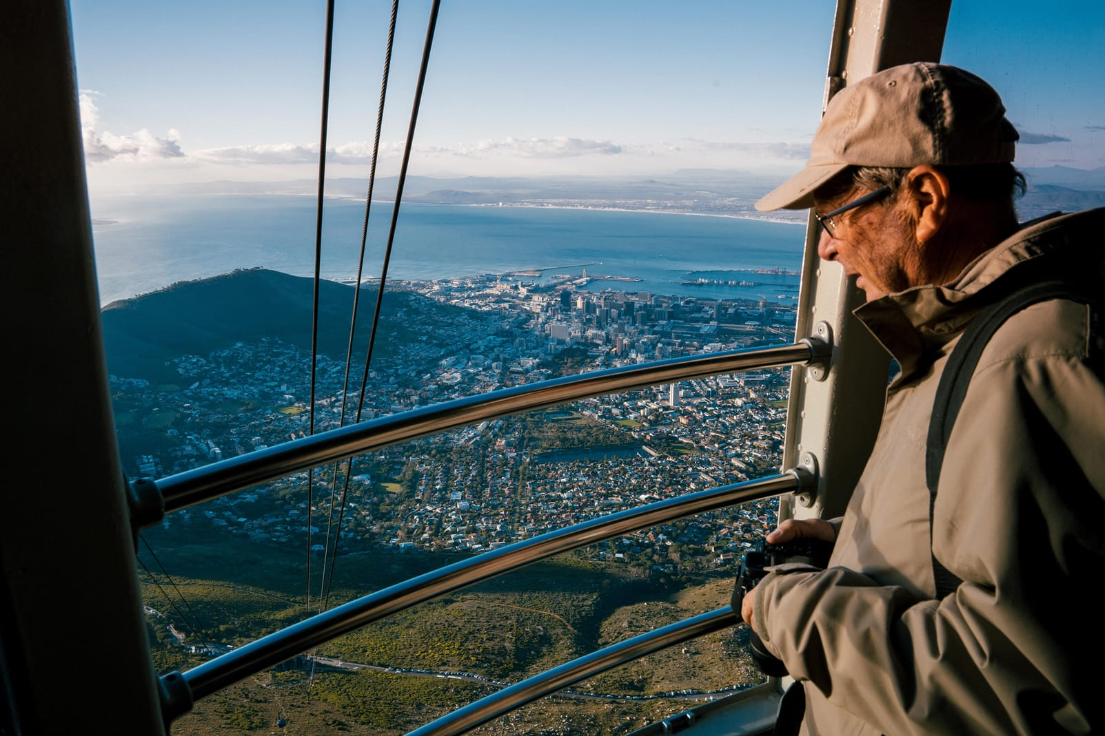 Table Mountain pensioners special
