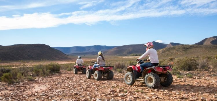 Adventure awaits at Aquila Private Game Reserve and Spa