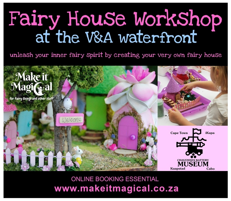 Fairy House and Gnome Home Workshop | Cape Town Travel