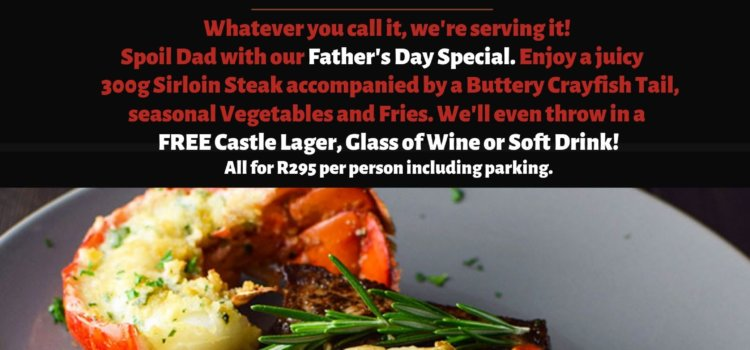 Celebrate Father's Day with Holiday Inn Cape Town