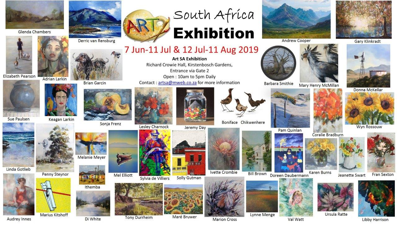 Art South Africa Exhibition | Cape Town Travel