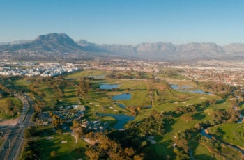 Where to play golf in Cape Town