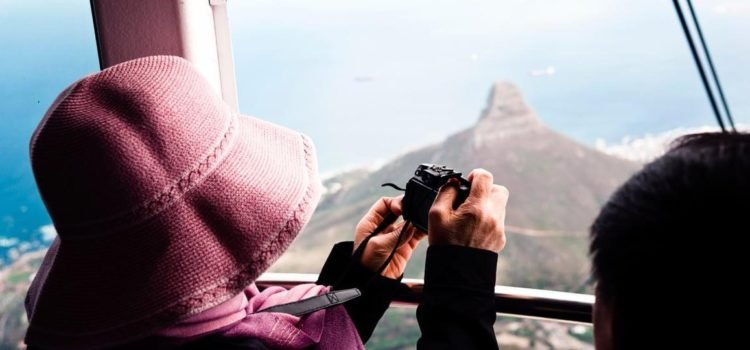 Table Mountain Aerial Cableway wheelchair access