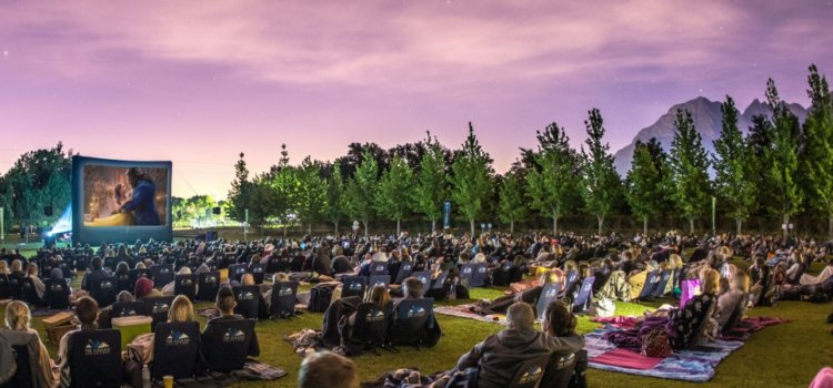 The Galileo Open Air Cinema: Grease