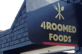 4Roomed eKasi is one of the top 30 restaurants in the world