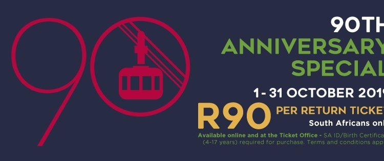 Table Mountain Anniversary Special