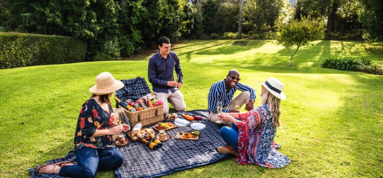 Great pre-packed picnics in Cape Town