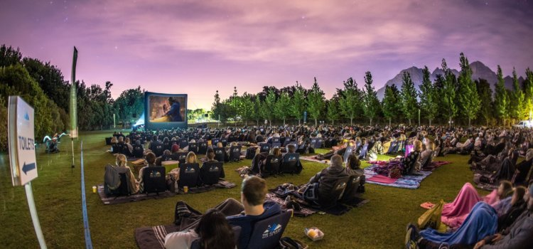 The Galileo Open Air Cinema is back